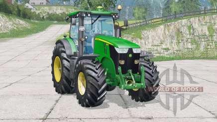 Sistema de luzes 〡 John Deere 7280R para Farming Simulator 2015