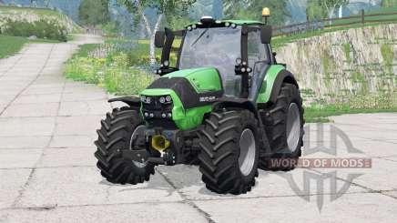 Deutz-Fahr 6190 TTV para Farming Simulator 2015