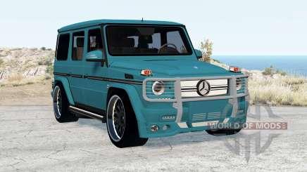 Mercedes-Benz G 65 AMG (W463) 2012 v1.1 para BeamNG Drive