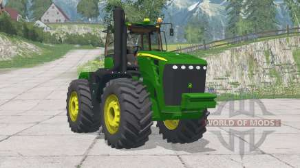 John Deere 9630〡agrava massa de trator para Farming Simulator 2015