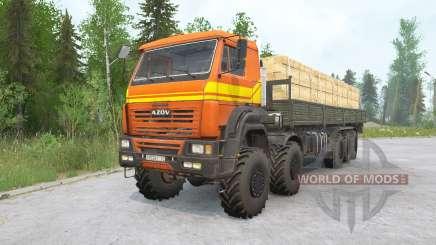 Azov 7330 para MudRunner
