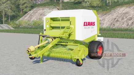 Configurações de Claas Rollant 250 RotoCut〡various para Farming Simulator 2017