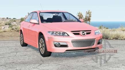 Mazda6 MPS (GG) 2006 para BeamNG Drive