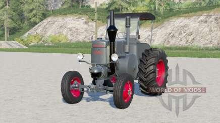 Lanz Bulldog HR8 para Farming Simulator 2017