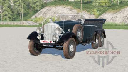 Mercedes-Benz G4 (W31) 1938 para Farming Simulator 2017
