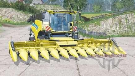 New Holland CR10.90〡manuicamente descarregando para Farming Simulator 2015