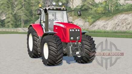 Configurações 〡 rodas Massey Ferguson 8480 para Farming Simulator 2017