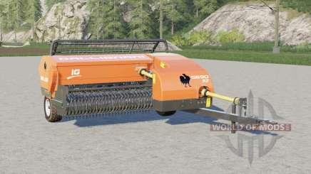Gallignani 5690 S3〡small square baler para Farming Simulator 2017