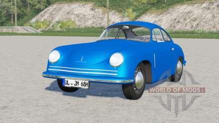 Porsche 356 Coupe 1948 para Farming Simulator 2017