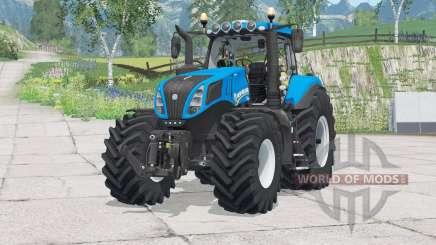 Nova Holanda T8.390 para Farming Simulator 2015