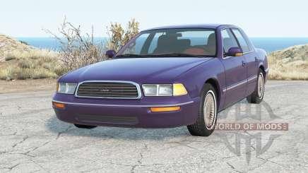 Gavril Grand Marshall 1998 v1.06 para BeamNG Drive