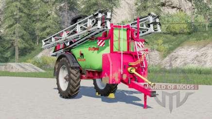 Krukowiak Goliat 8000-40 ALU para Farming Simulator 2017