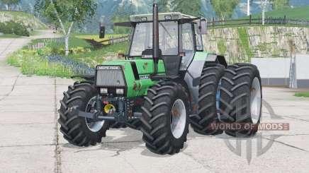 Deutz-Fahr AgroStar 6.61〡back rodas duplas para Farming Simulator 2015