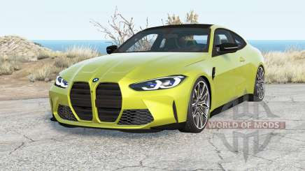 BMW M4 Competition (G82) 2020 v1.2 para BeamNG Drive