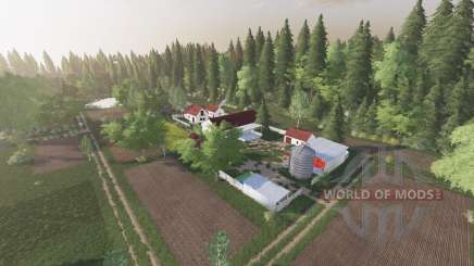 Kijowiec v1.0.0.2 para Farming Simulator 2017