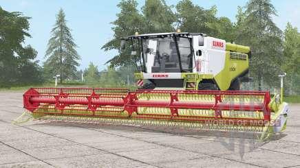 Escolha de capacidade 〡 Claas Lexion 700 para Farming Simulator 2017