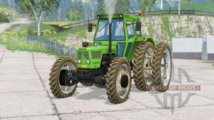 Deutz D 13006 Rodas de cultura 〡row para Farming Simulator 2015