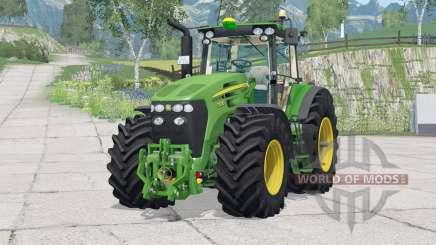 John Deere 7930〡voll waschbar para Farming Simulator 2015