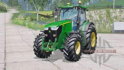 John Deere 7280R〡full lavável para Farming Simulator 2015