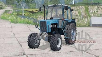 Luz 〡 Bielorrússia MTZ-82 ajustada para Farming Simulator 2015