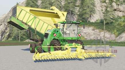 John Deere 8000i Cargo para Farming Simulator 2017