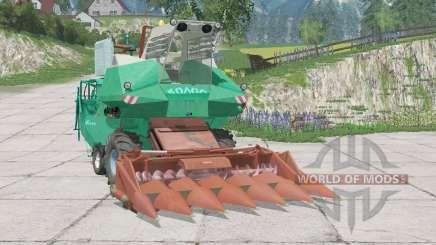 SK-6 Kolos〡com cabeçalhos para Farming Simulator 2015