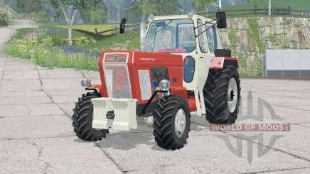 Fortschritt ZT 303-C〡peso ca 4900 kg. para Farming Simulator 2015