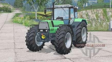 Deutz-Fahr AgroStar 6,81〡estrelado para Farming Simulator 2015