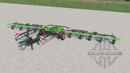 Fendt Lotus 1250 T para Farming Simulator 2017