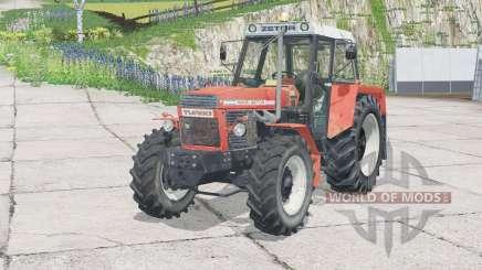 Zetor 16145 Turbo〡roças pesos para Farming Simulator 2015